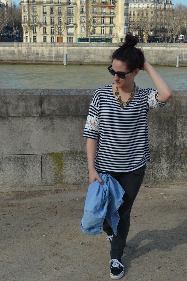 What I wore in Paris - 20