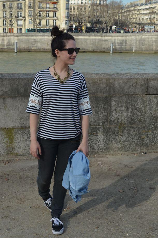 What I wore in Paris - 21