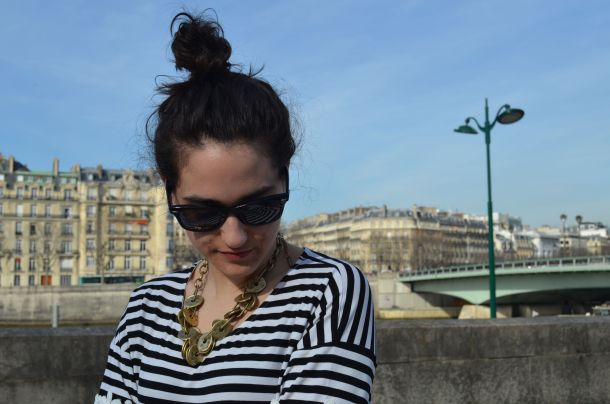 What I wore in Paris - 22
