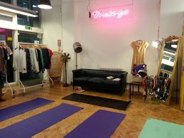Yoga at Fever - 1