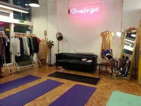 Yoga at FeverLondon