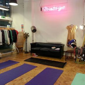 Yoga at Fever London