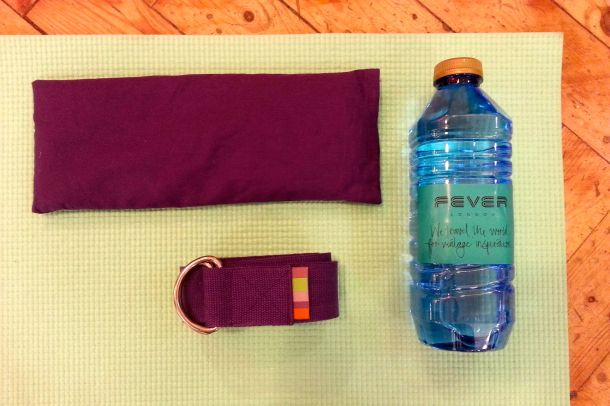 Yoga at Fever - 6
