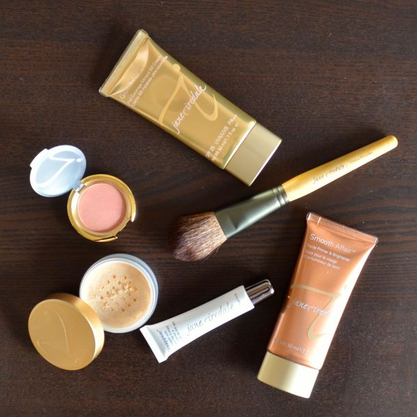 Jane Iredale Mineral Makeup Review - 10