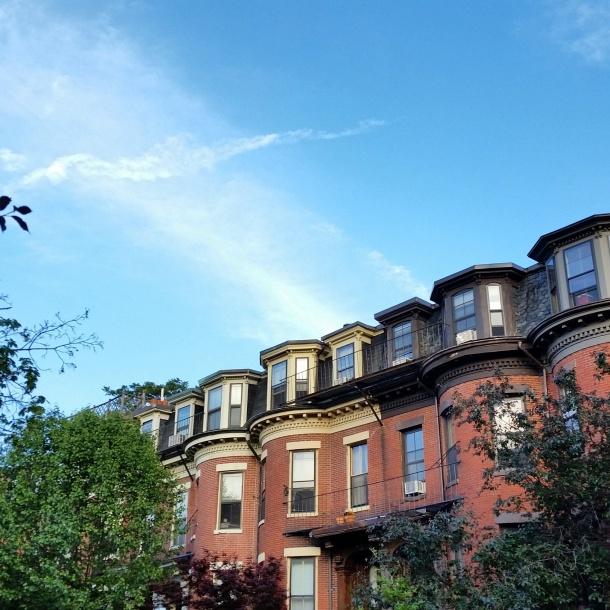 Boston - Brownstones
