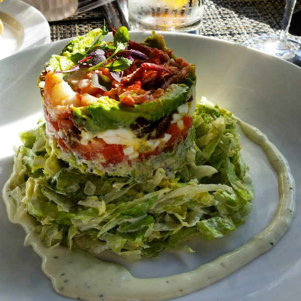 Boston - Lobster Cobb Salad