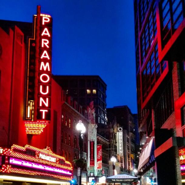 Boston - Paramount