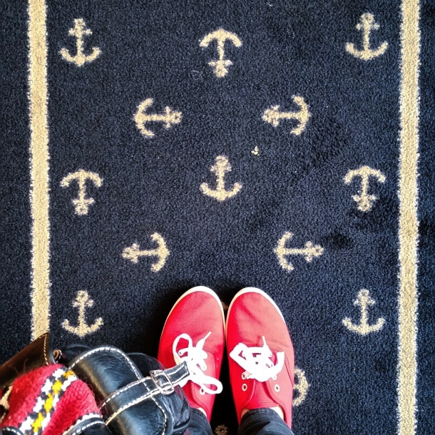 Cape Cod - Anchor Rug
