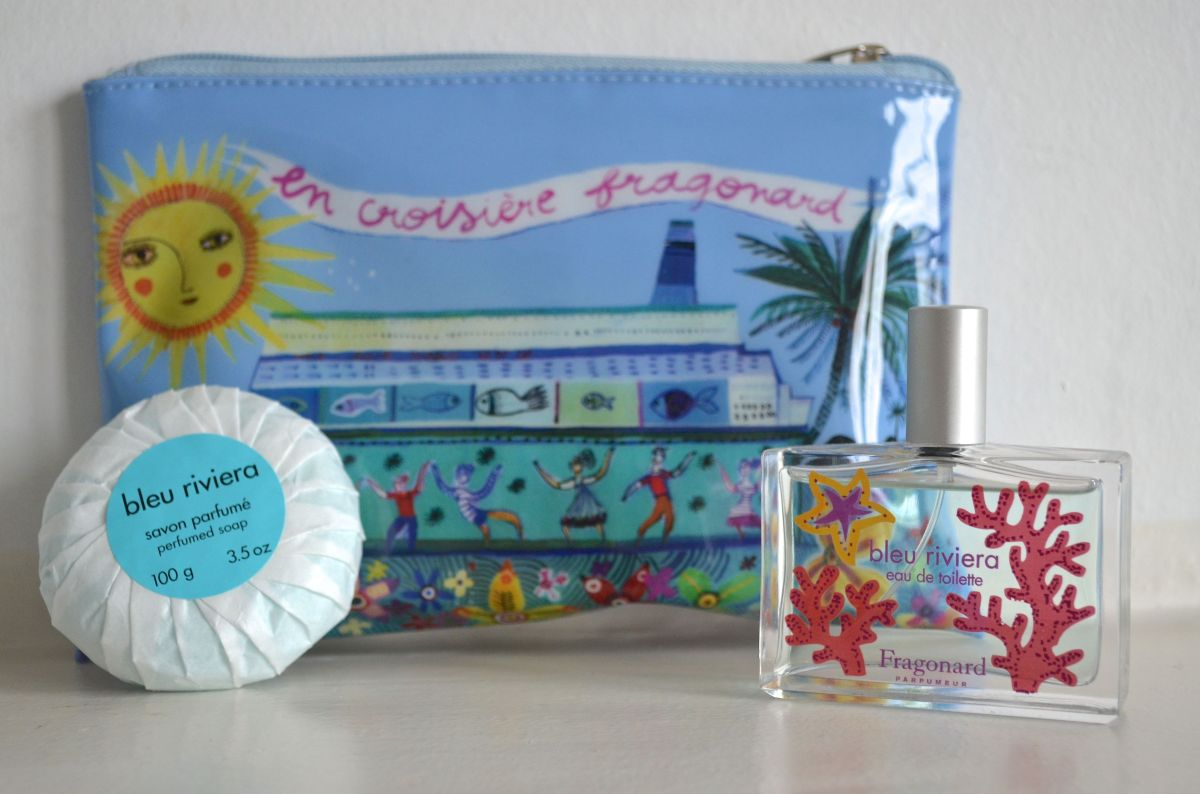 Review: Fragonard Bleu Riviera Eau de Toilette
