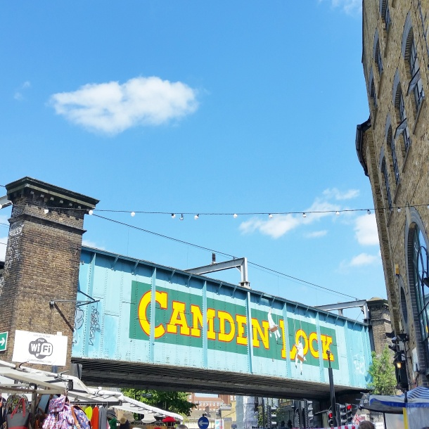 London - Camden Lock