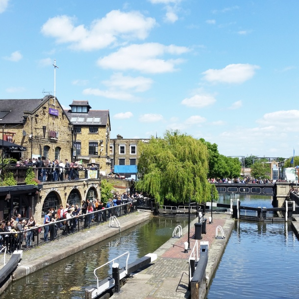 London - Regents Canal Camden
