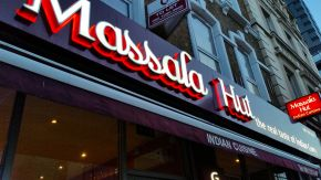 Review: Dining at Massala Hut, London