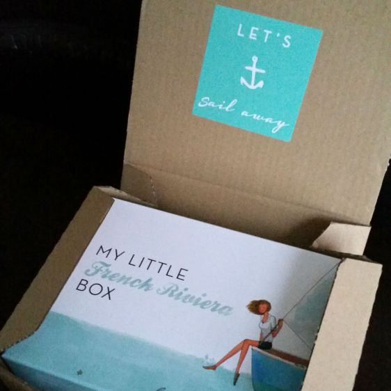 My Little French Riviera Box - 01