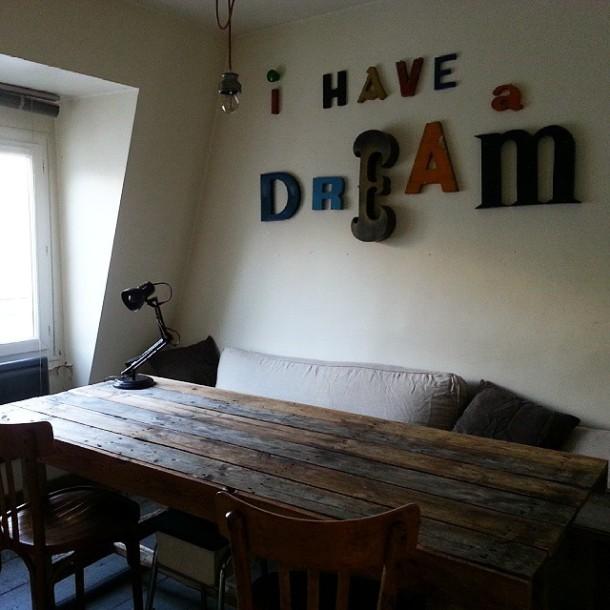 Paris Airbnb weekend travel kitchen