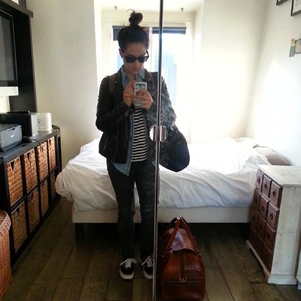 Paris Airbnb weekend travel room