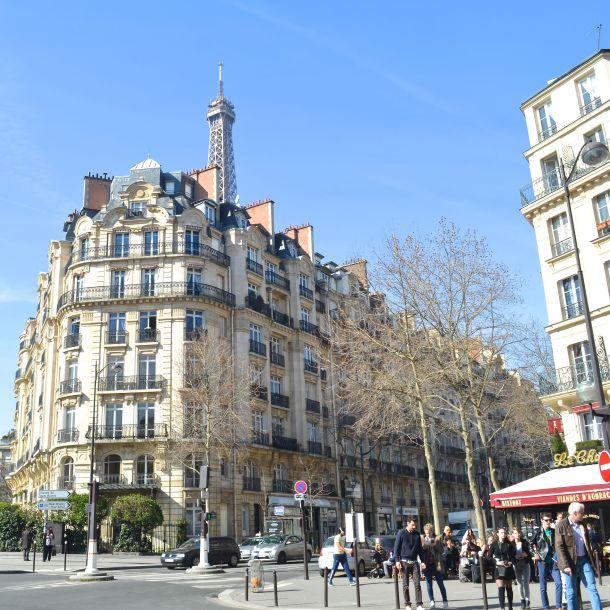 Paris Street Views - 01