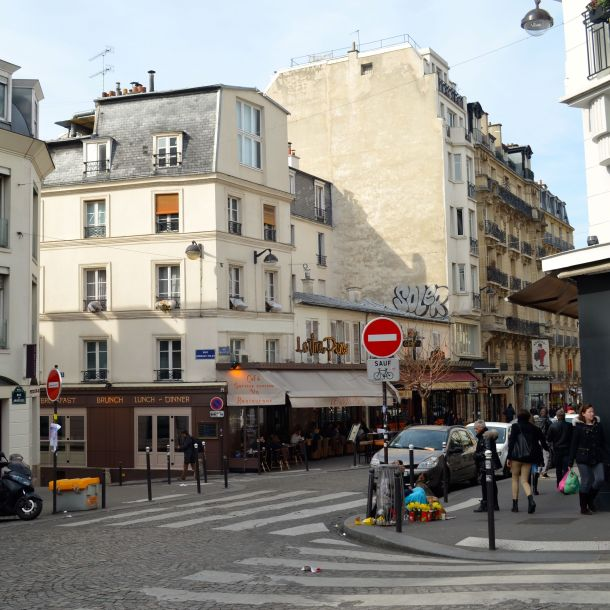 Paris Street Views - 02