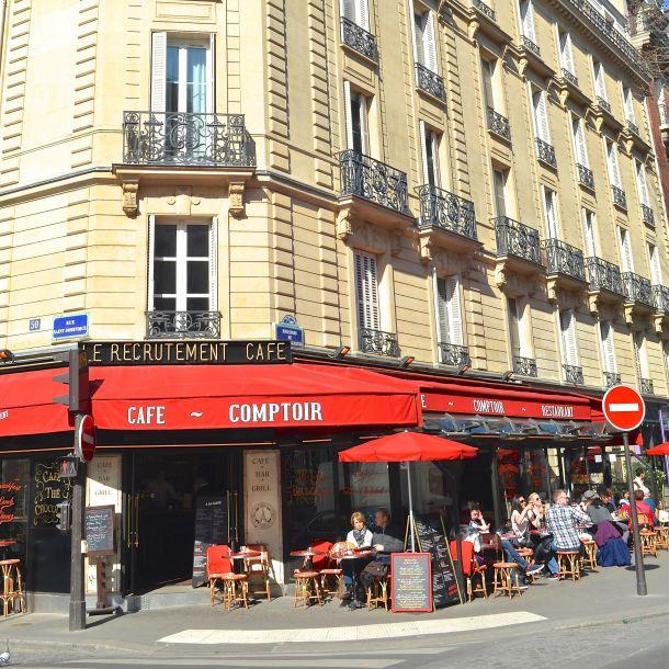 Paris Street Views - 24