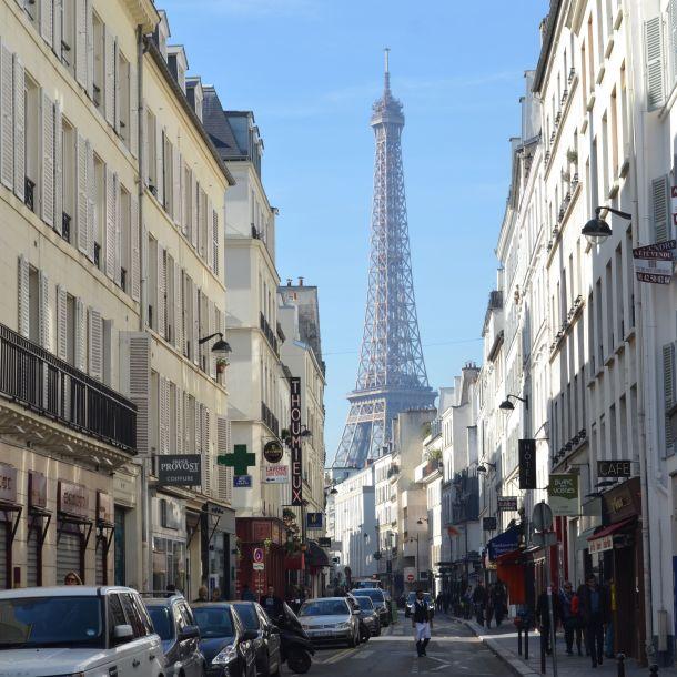 Paris Street Views - 25