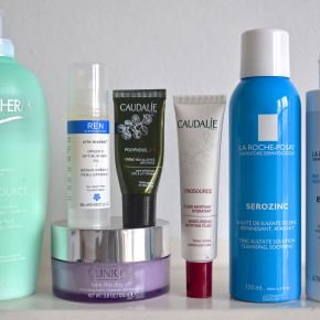 My latest travel skin care favourites & routine
