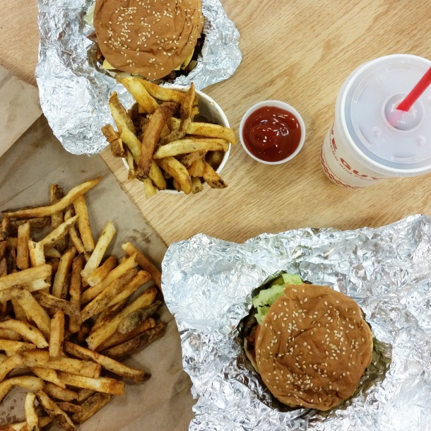 USA - Five Guys