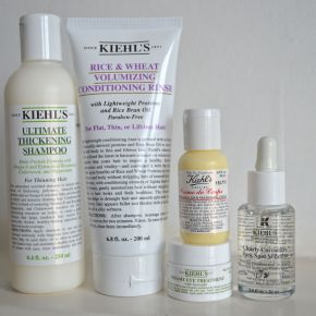 Reviewing my USA beauty buys: Kiehl's