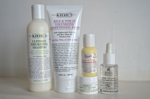 USA shopping at kiehls 8