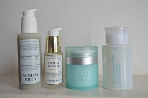 Reviewing my USA beauty buys: Kate Somerville & Sunday Riley