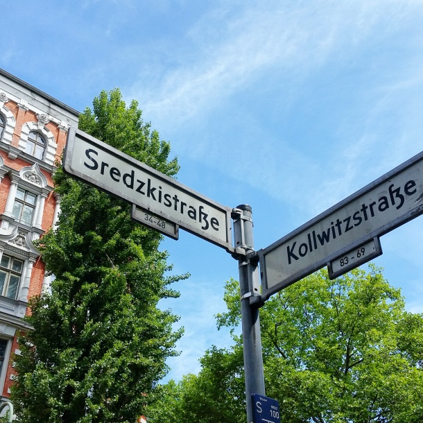1 Kollwitzstrasse 1