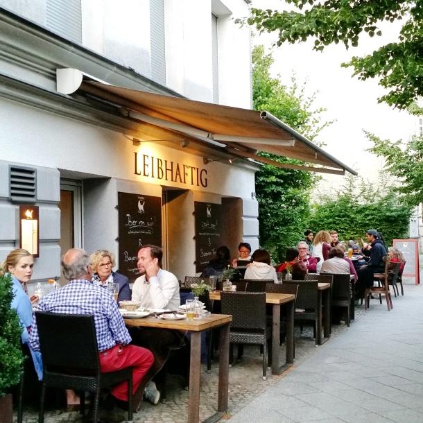 13 Dinner at Leibhaftig Berlin