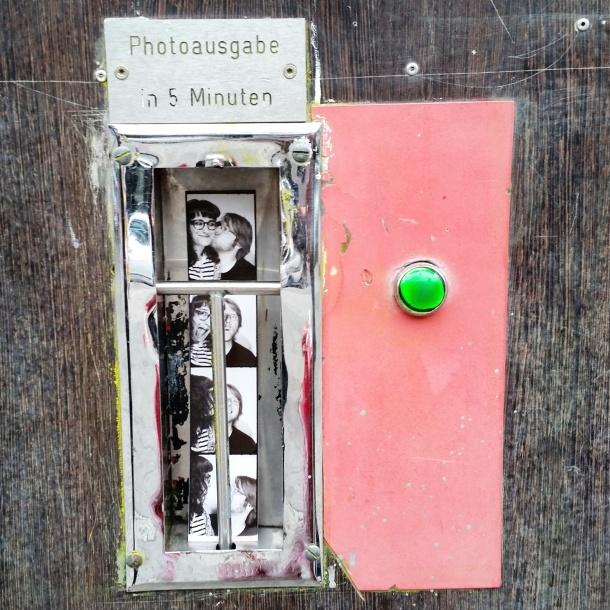 15 Photobooth prints in Berlin