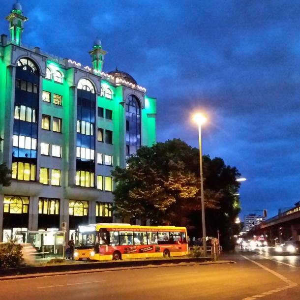 22 Dusk in Kreuzberg