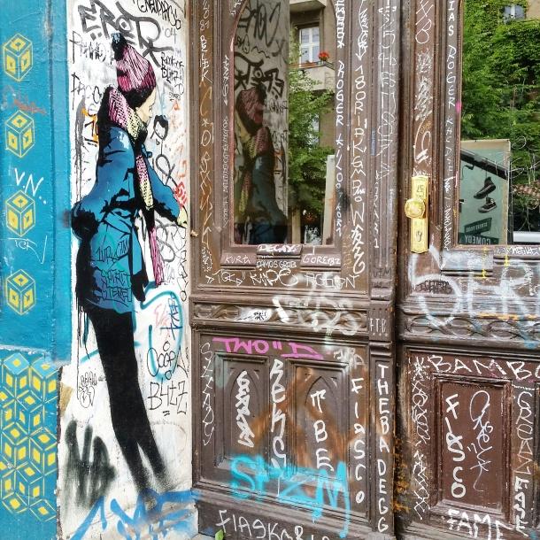 7 Grafitti at Schlesische Strasse Berlin