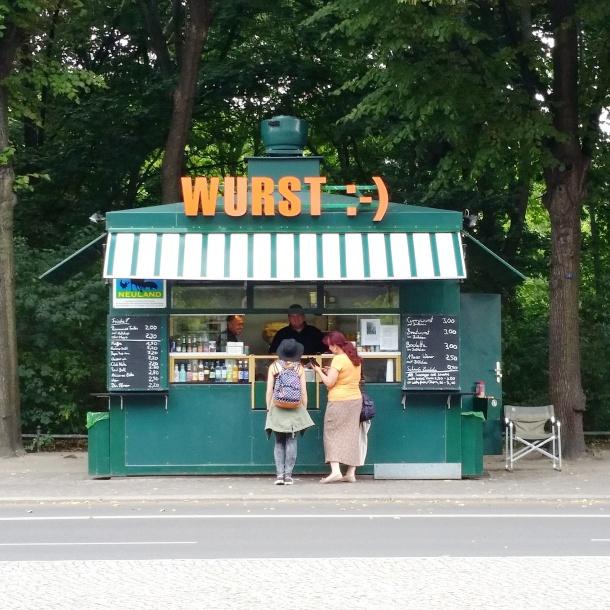 8 Wurst