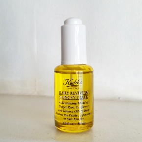 Review: Kiehl's Daily Reviving Concentrate