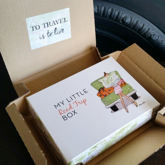 My Little Road Trip Box - 1
