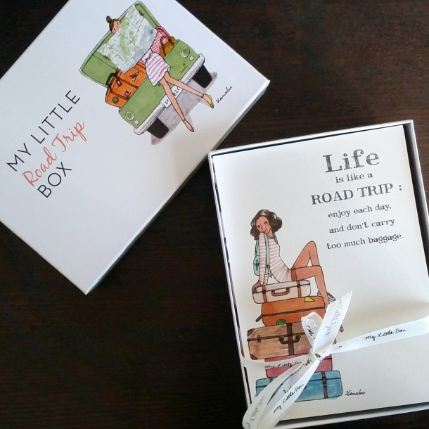 My Little Road Trip Box - 2