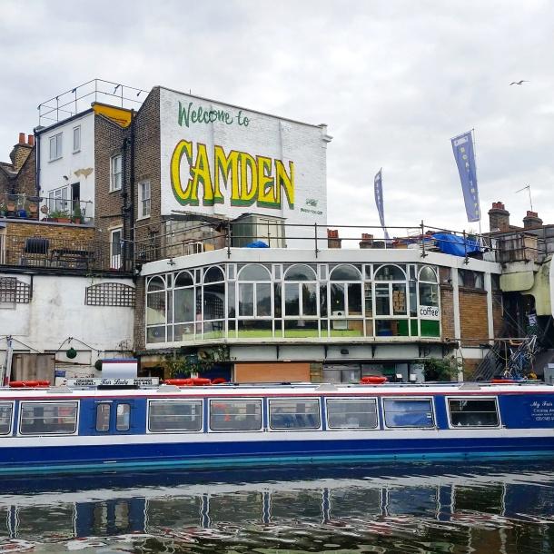 1. Camden Town - Canal