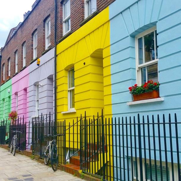 2. Camden Town - houses