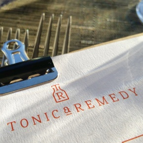 Review: Tonic & Remedy in OldStreet