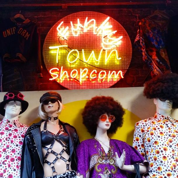 7. Camden Town - Market Neon