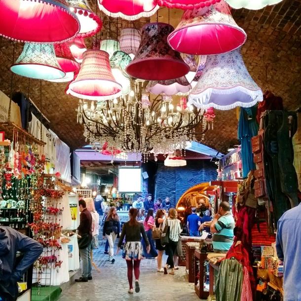 8. Camden Town - Market