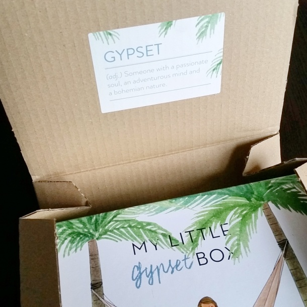 August - My Little Gypset Box 1