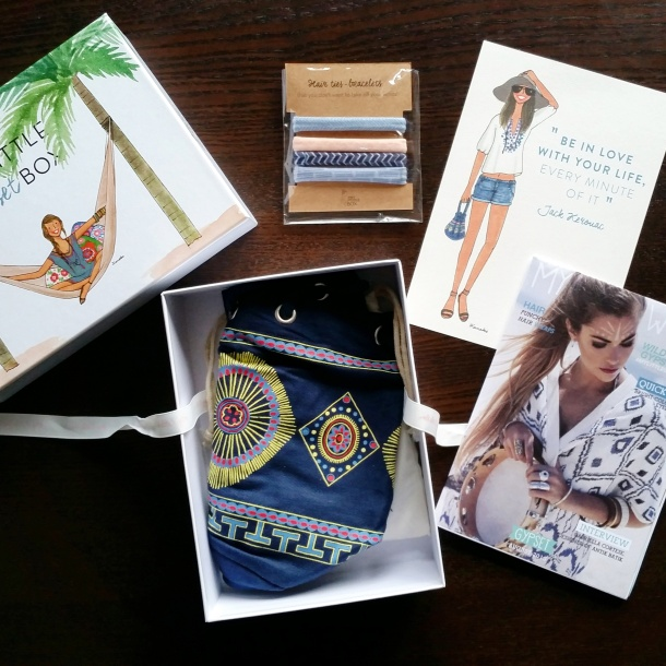August - My Little Gypset Box 6