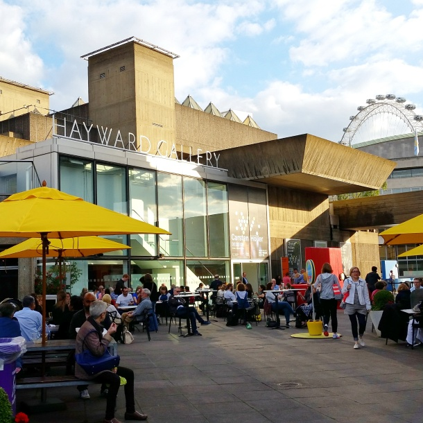 Carsten Holler's Decision at Hayward Gallery 1