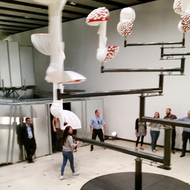 Carsten Holler's Decision at Hayward Gallery 3