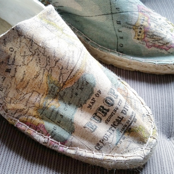 Make your own espadrilles workshop with The Makery at John Lewis 10