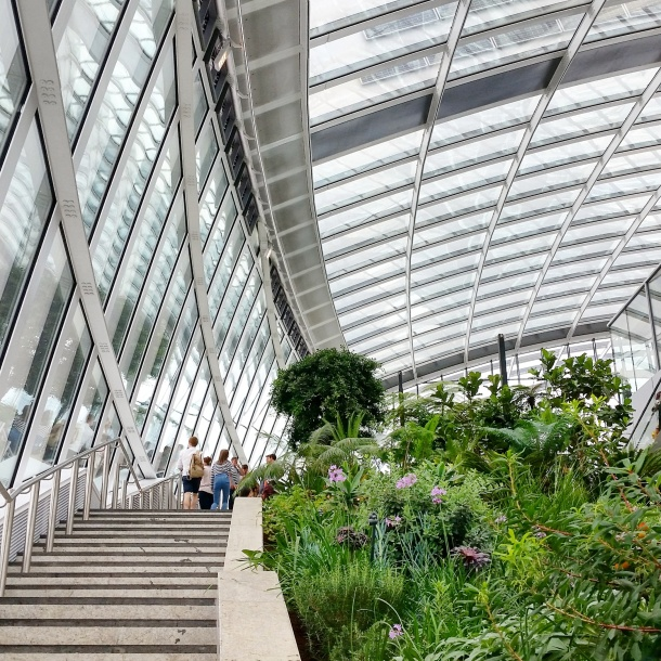 The Sky Garden London 2