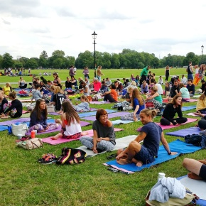 Yogahaven London's Summer Party 2015