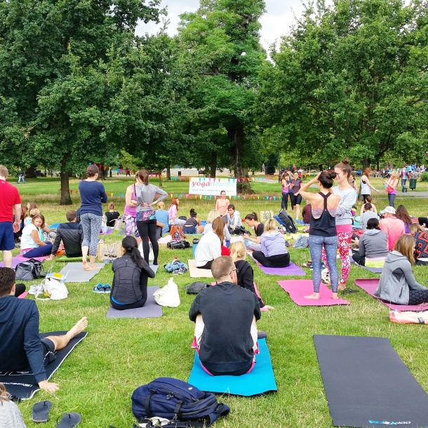 Yogahaven Summer Party 3